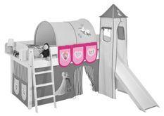 Pochettes rose Disney Reine des neiges pour lit mezzanine enfant