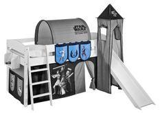 Pochettes Star Wars pour lit mezzanine enfant