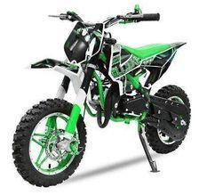 Pocket bike 49cc BullBike 10/10 vert