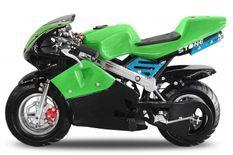 Pocket bike course PS88 49cc vert