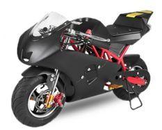 Pocket Bike Rocket Sport PS50 49cc Noir