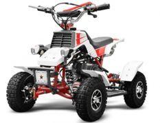 Pocket Quad 50cc Quadro Rouge