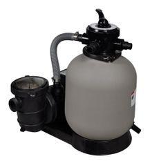 Pompe à filtre à sable 600W 17000 litres/heure