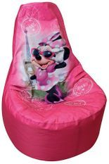 Pouf poire Minnie Paris Disney