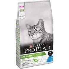 PRO PLAN Croquettes-Au lapin - Pour chats castrés / stérilisés -10 kg