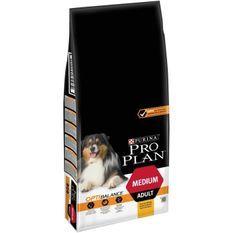 PRO PLAN Optibalance Croquettes - Riche en poulet - Pour chiens adultes de taille moyenne - 14 kg