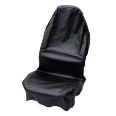 Protege siege et appuie tete aspect cuir (skai)