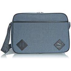 PUMA Sac Bandouliere Grade Reporter Bag - Bleu Jeans