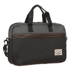 PUMA Sac Grade Attache Bag - Noir/Gris
