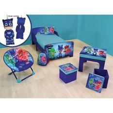 PYJAMASQUES Pack chambre complet pour enfant