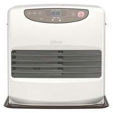 QLIMA SRE9046C 4650 watts Poele a pétrole électronique - Jusqu'a 190 m3 - Mode SAVE, Odorless - Réservoir 9 litres - Autonomie 67h