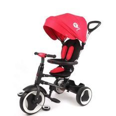 QPLAY Tricycle Rito Rouge