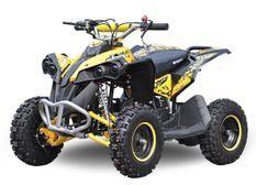 Quad 125cc automatique Avenger luxe e-start 6