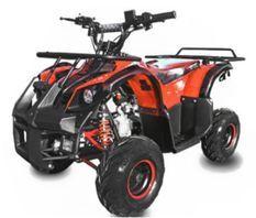 Quad 125cc automatique Toronto e-start 6