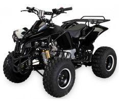 Quad 125cc automatique Warrior e-start 8