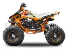 Quad 125cc manuel 3 vitesses Speedbird Sport orange