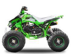 Quad 125cc manuel 3 vitesses Speedbird Sport vert