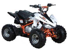 Quad 125cc Predator 8 pouces