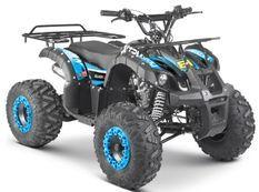 Quad 125cc semi automatique Bazou luxe 8