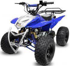 Quad 125cc semi automatique Cavalier 3G 8