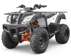 Quad 150cc noir semi automatique 10