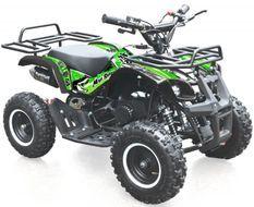 Quad 50cc Randonné Luxe 6