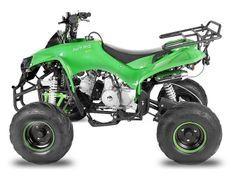 Quad ado 125cc automatique Warrior RG 7