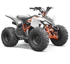Quad ado 125cc Predator 8