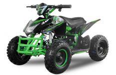Quad électrique 1000W 48V Jumpy premium vert
