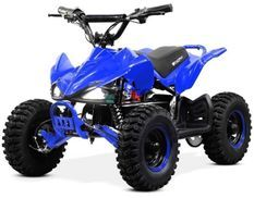 Quad électrique 1000W bleu Vizon