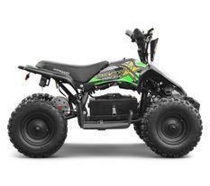 Quad électrique 800W luxe Xtrm 6