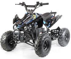 Quad électrique ado KX 750W brushless (1200W) bleu