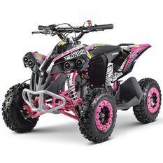 Quad enfant 49cc Sporty luxe 6
