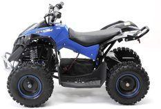 Quad enfant électrique 1000W Razer luxe bleu