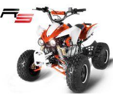 Quad Semi automatique Panthera 3G8 125cc Orange