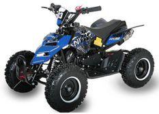 Quad thermique 49cc Repti cross e-start 6