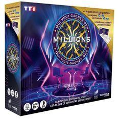 QUI VEUT GAGNER DES MILLIONS FAMILLE EDITION 3/Retrouvez tout le suspense de l'émission dans la nouvelle édition famille du jeu avec