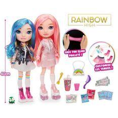 Rainbow High - Large Doll