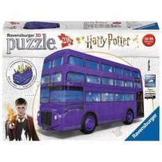 RAVENSBURGER - Harry Potter Puzzle 3D Magicobus 216 pieces
