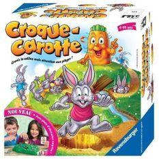 RAVENSBURGER Jeux de Société Croque-Carotte