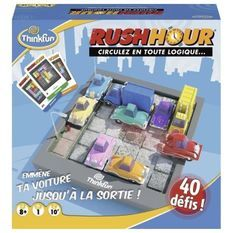 RAVENSBURGER Rush Hour Casse-Tete