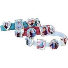 REINE DES NEIGES 2 - Bracelets et charms