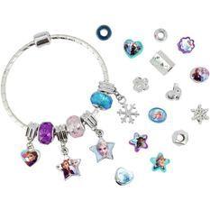 REINE DES NEIGES 2 Set bracelet argenté