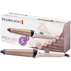 Remington CI91X1 Fer a boucler, Boucleur Conique Proluxe Advanced Ceramic Grip Tech, Technologie Intelligente de Température