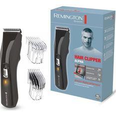 Remington HC5150 Tondeuse Cheveux Advanced Steel, 16 Sabots, Lames Auto-Affûtées, Avec ou Sans Fil