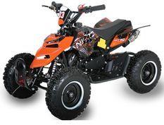 Repti de luxe 49cc orange 6