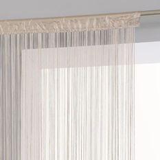 Rideau fil - 120 x 240 cm - Lin
