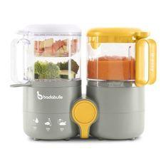 Robot culinaire 4 en 1 B.Easy - Cuit vapeur, Mixe, Réchauffe et Décongele