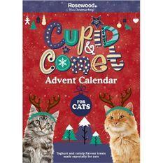 ROSEWOOD Calendrier de l'Avent de Luxe Cupid&Comet - Pour chat