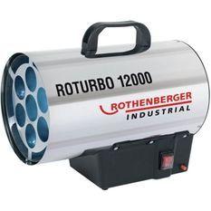 ROTHENBERGER Générateur d'air chaud - Roturbo 12000 - Argent